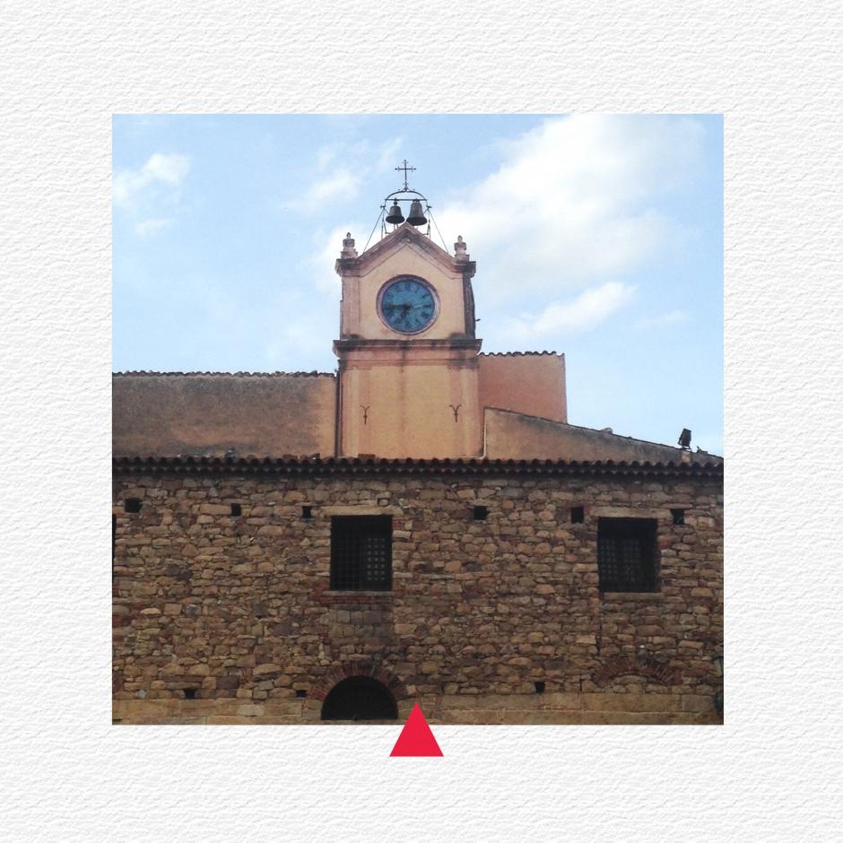 Torre dell'orologio di piazza Margherita