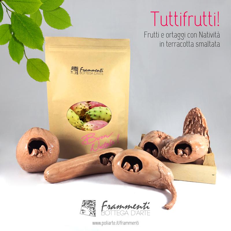 Fruttini presepi by Frammenti