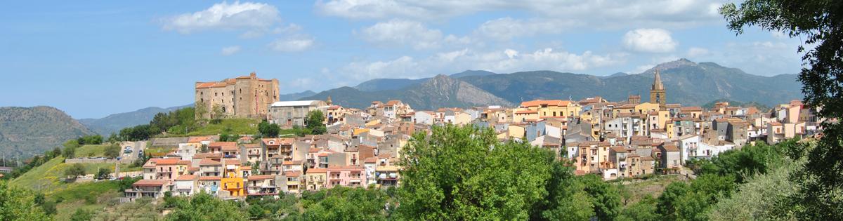 skyline Castelbuono